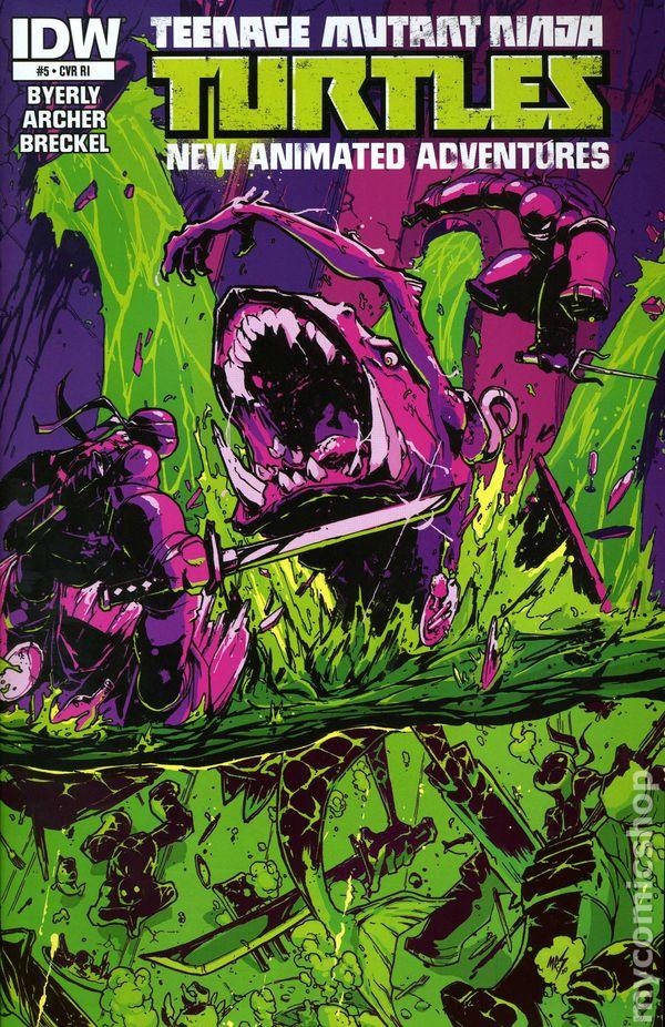 Teenage Mutant Ninja Turtles Adventures Special #10 (Issue)