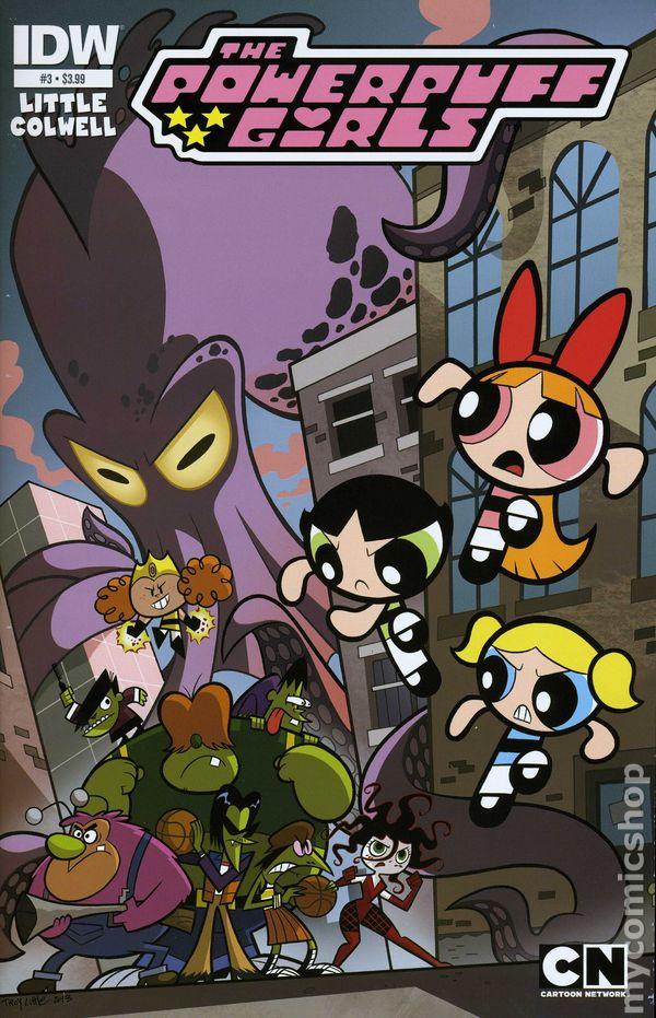 CLEARANCE Comic Book Girls Zipper Pouch: Girl Power Cartoon On Sale. Faces