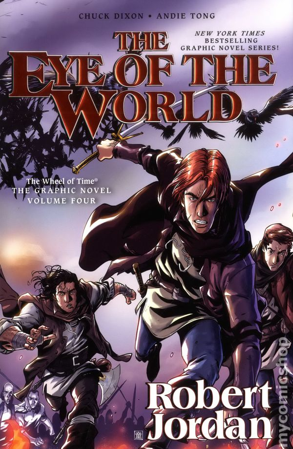 Eye Of The World Hc 2011 2015 Tor The Wheel Of Time