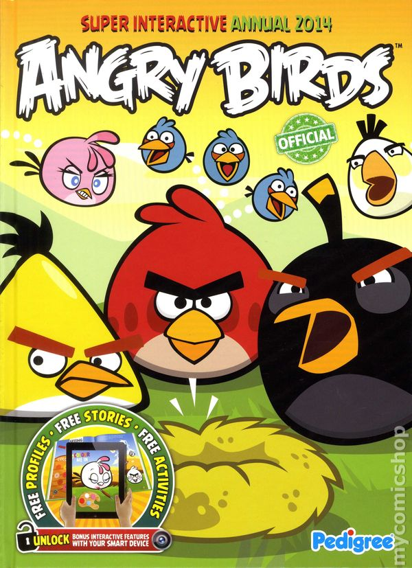 Angry Birds Interactive Annual