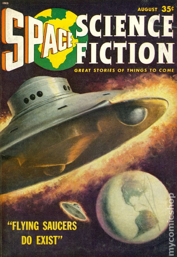 space science fiction magazine - photo #5