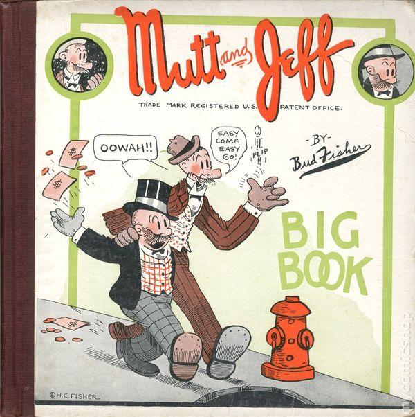 Mutt and Jeff Big Book (1926) comic books