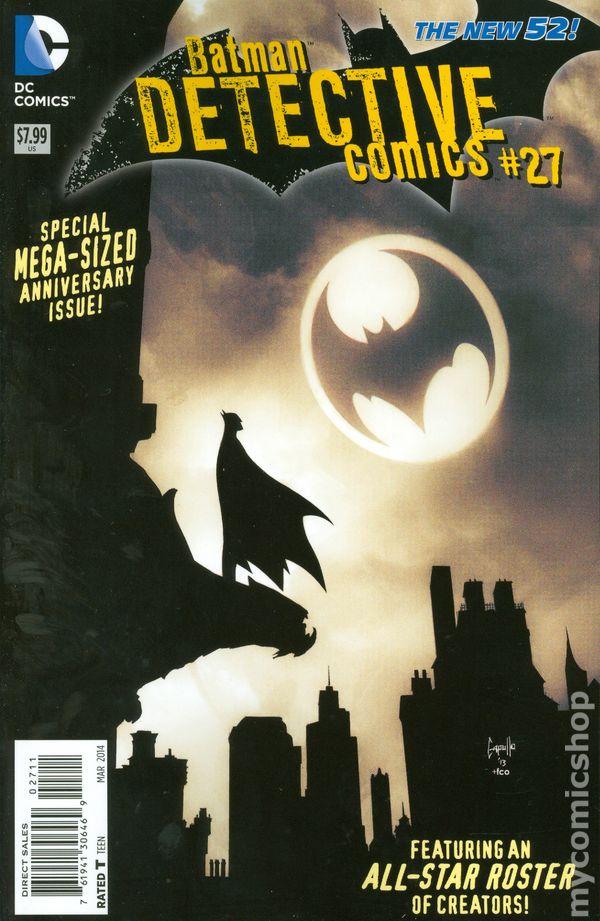 Detective Comics #27A