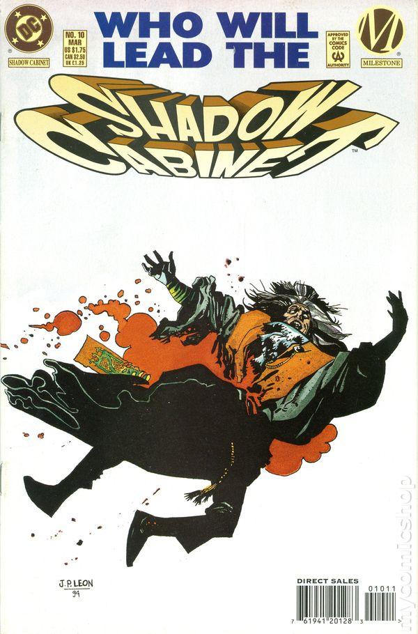 1994 John Paul Leon Shadow Cabinet No.1