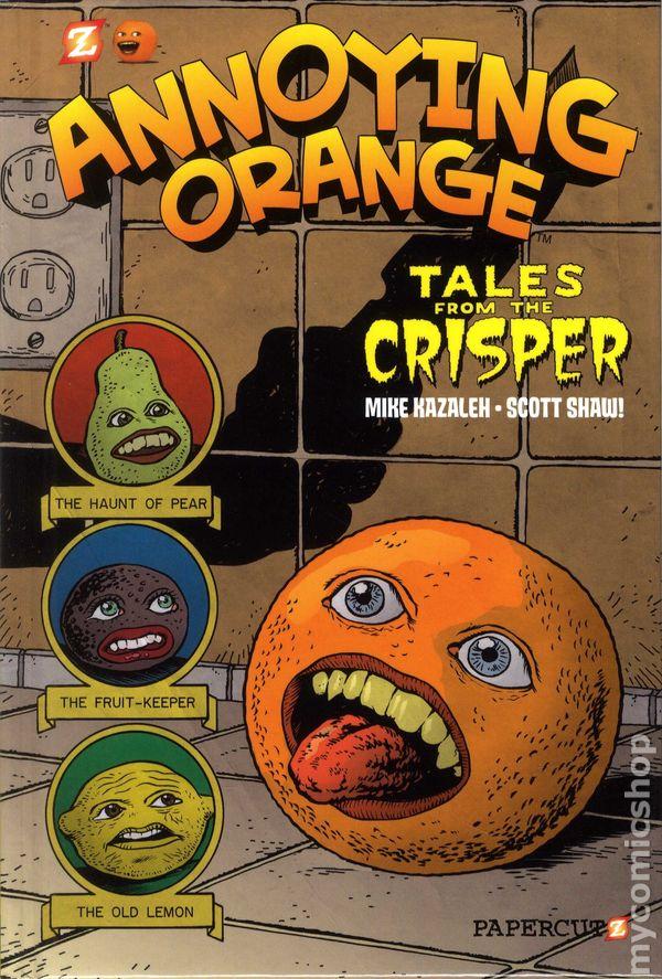 annoying orange comics - photo #9