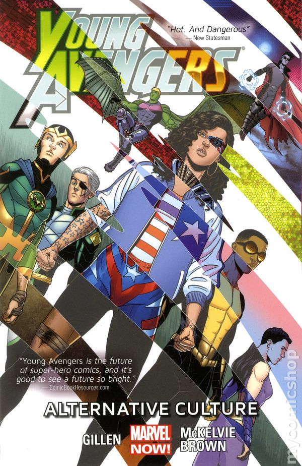 Young Avengers TPB 20132014 Marvel