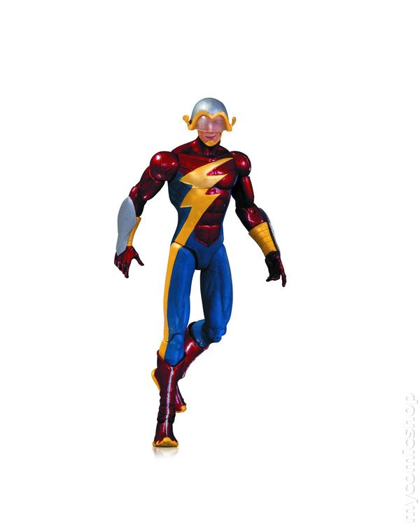 4dd2a27222d DC Comics The New 52 Action Figure (2014 DC Collectibles) comic books