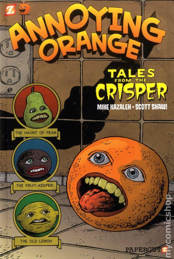 annoying orange comics - photo #26