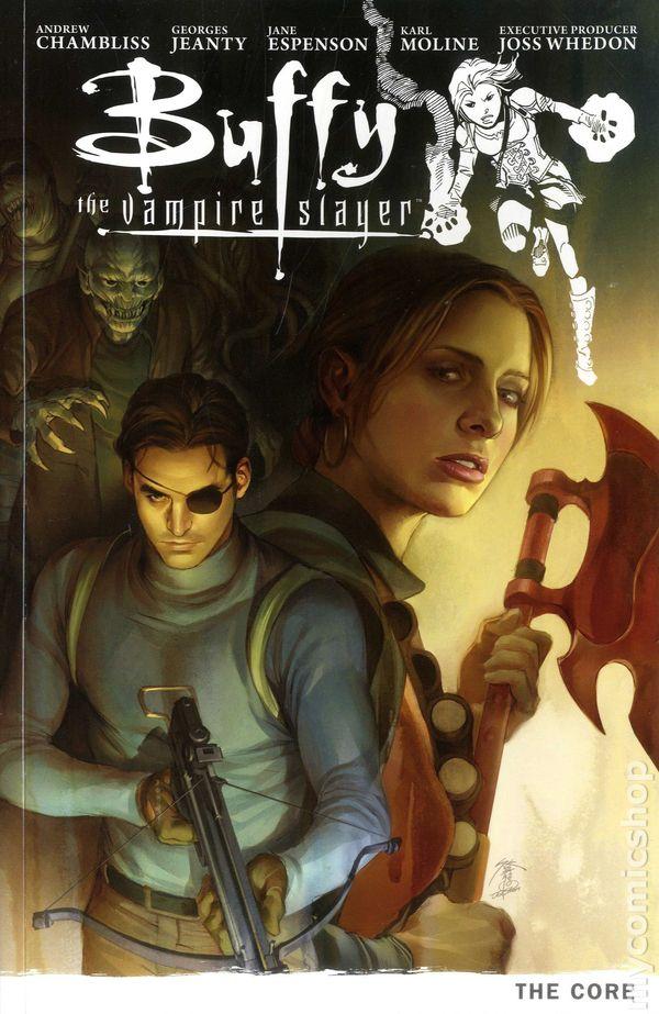 Comic Books In Vampires