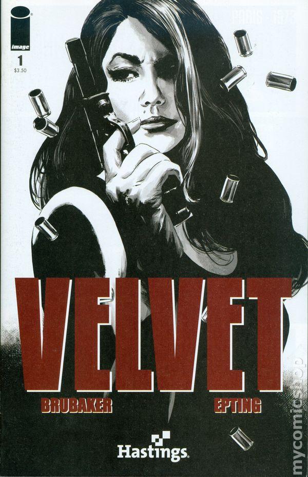 af7b37f768d Velvet comic books issue 1