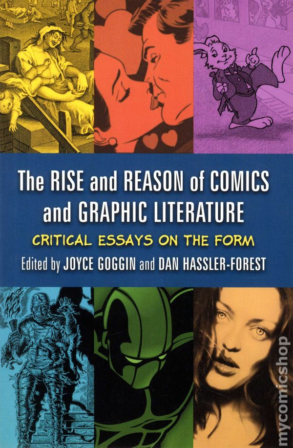 comic books essay For any writer who wants to become an expert comic-book storyteller, the dc comics guide to writing comics is the definitive, one-stop resource in this valuable guide, dennis o'neil, a living legend in the comics industry, reveals his insider tricks and no-fail techniques for comic storytelling.