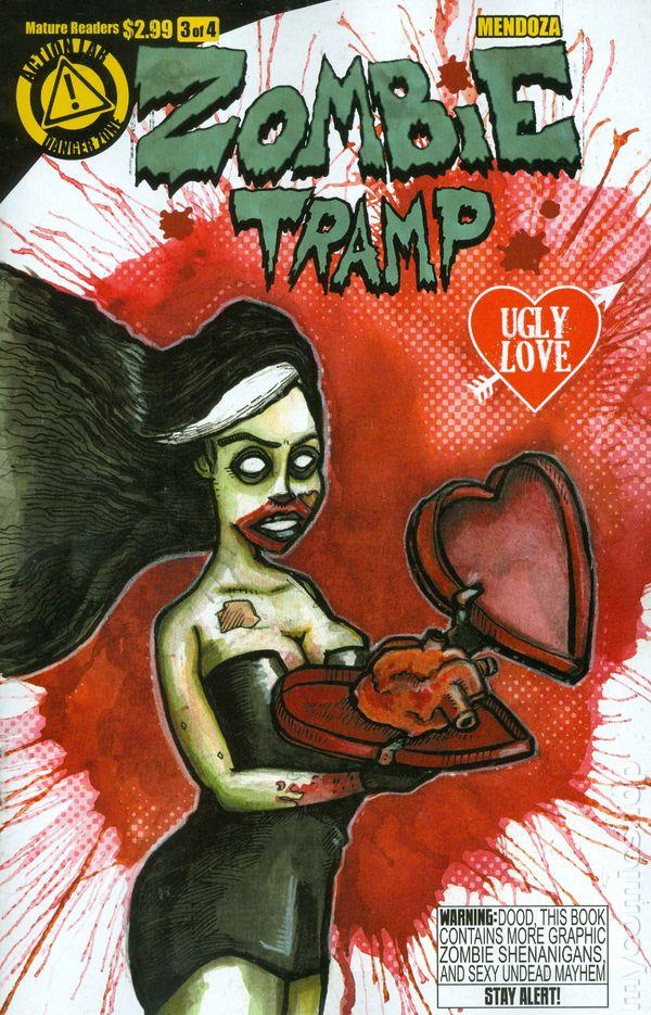 3c Body Shop >> Zombie Tramp (2013) Volume 2 comic books