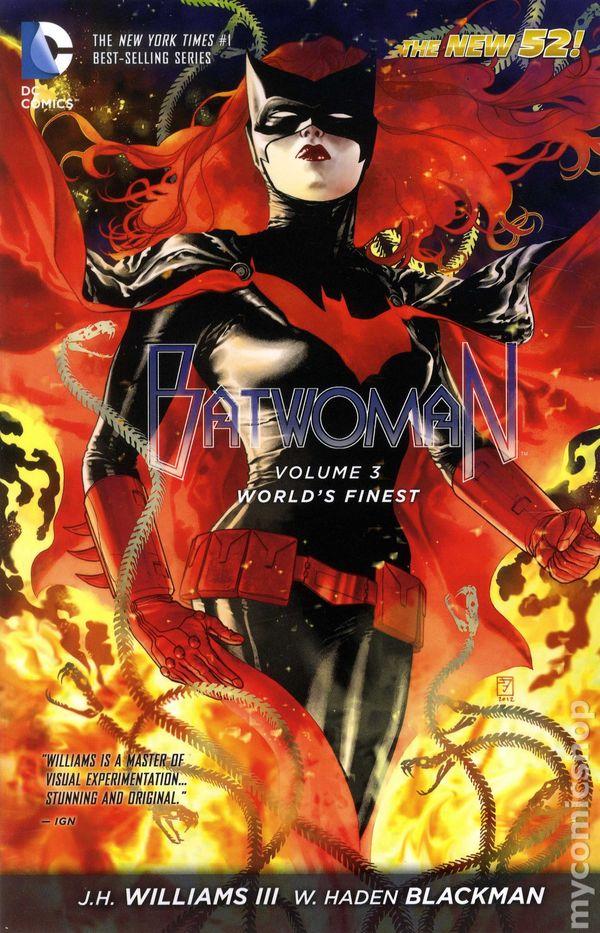 Batwoman - New 52