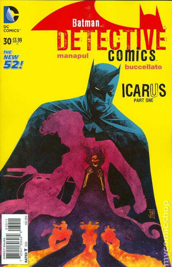Detective Comics #30A