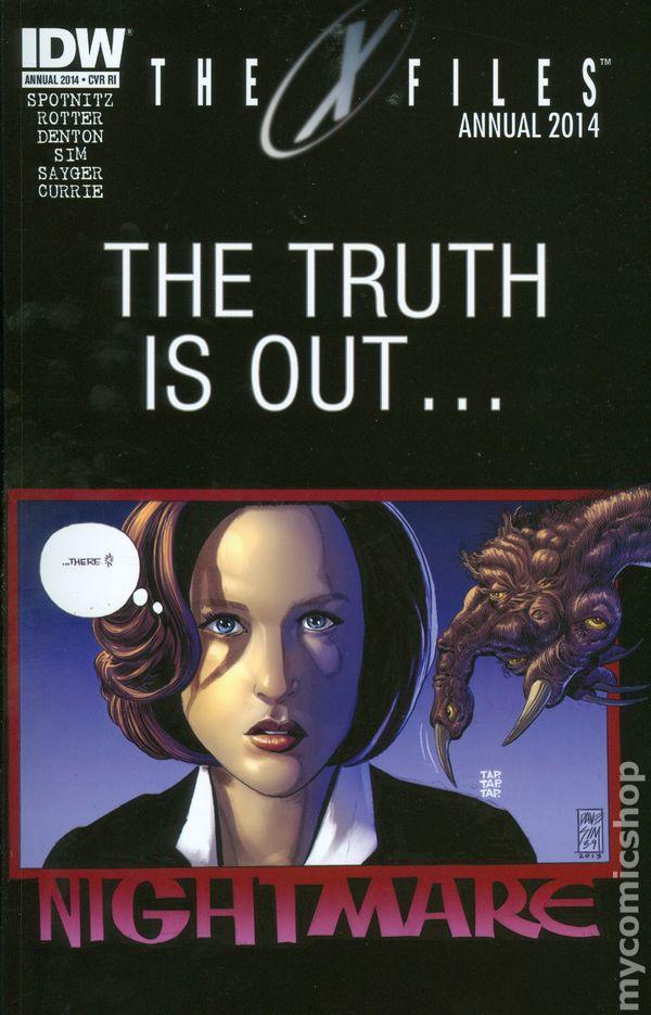 x files comic book pdf