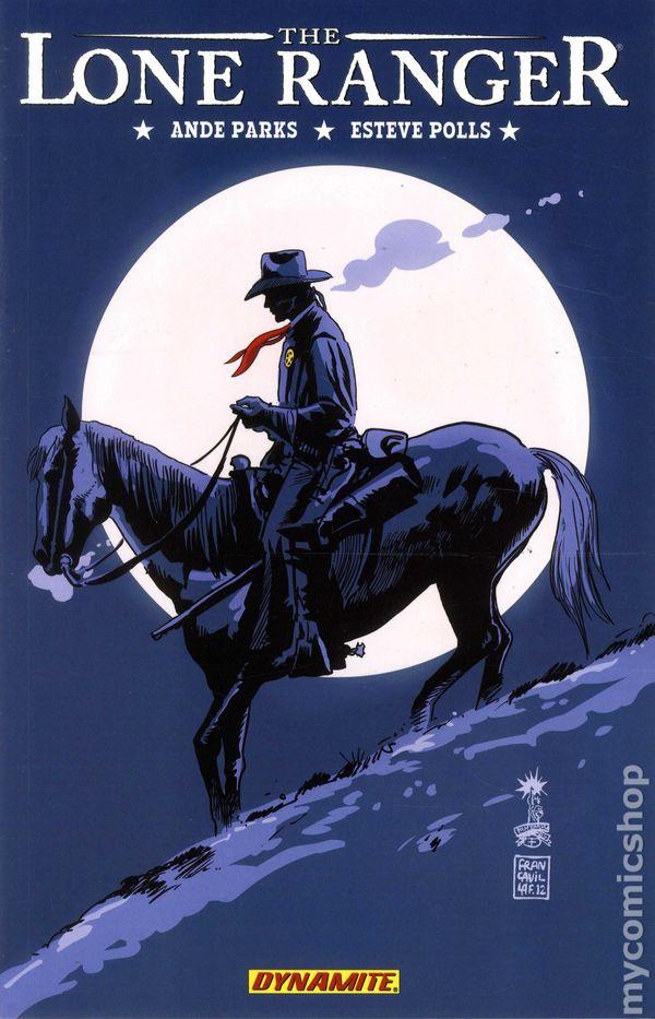 Lone Ranger Tpb 2007 2014 Dynamite Comic Books