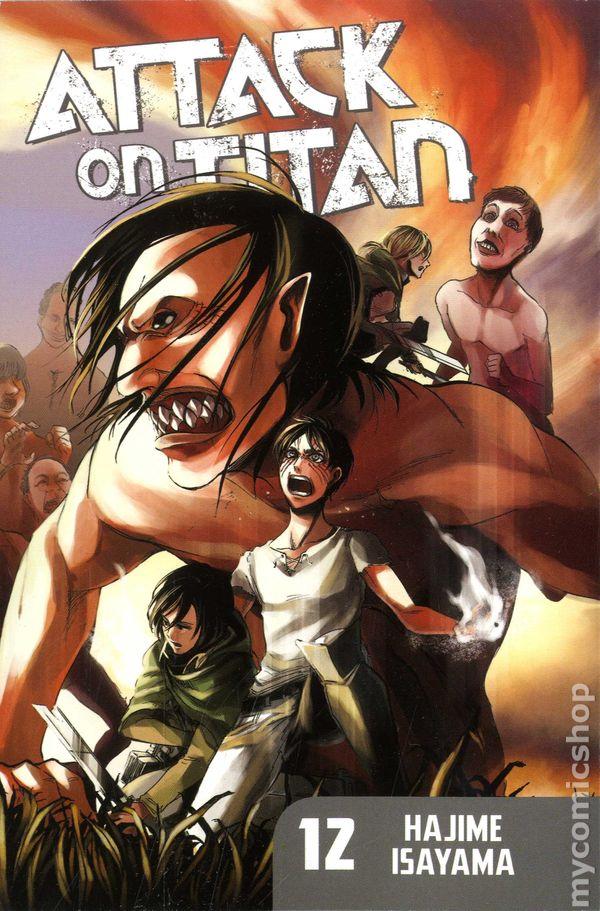 Attack on Titan GN (2012- Kodansha Digest) comic books