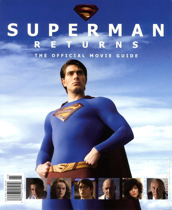 superman returns author - photo #16