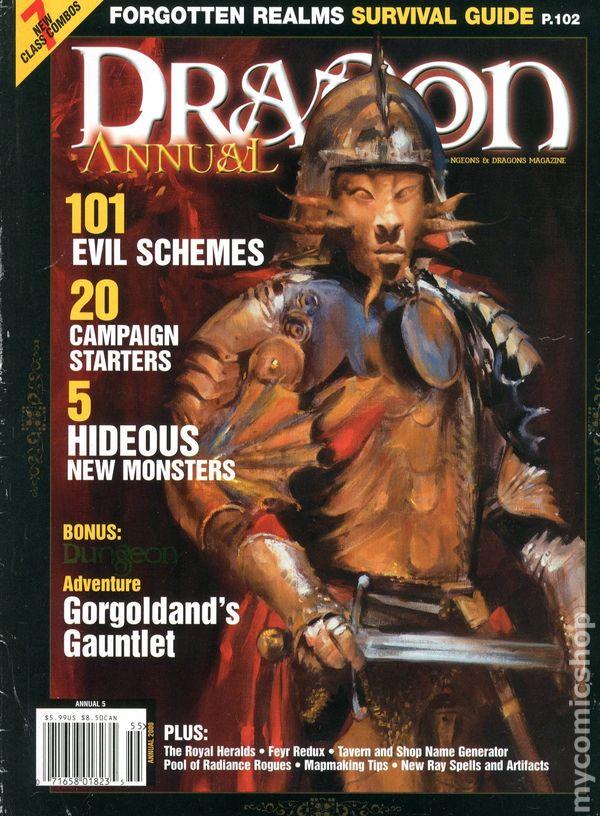 Magazine #355 pdf dragon