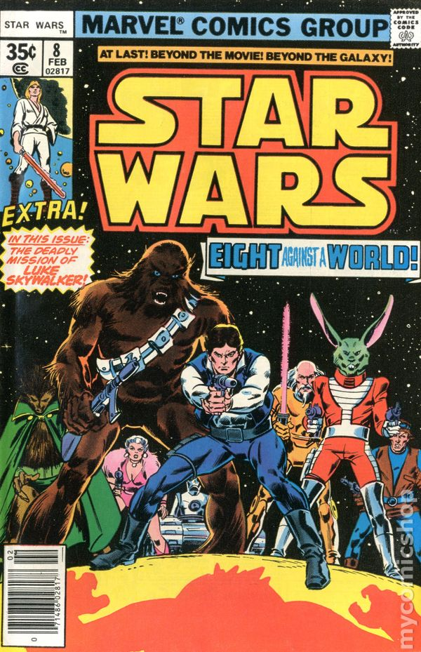 marvel comics group star wars 02817