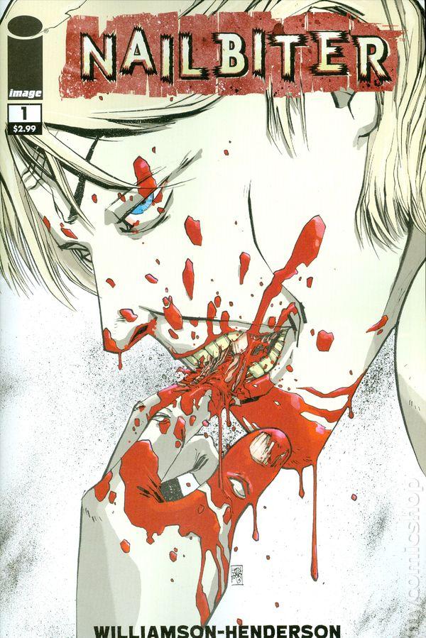NAILBITER #18 2014 IMAGE Comics ~ NM Comic Book
