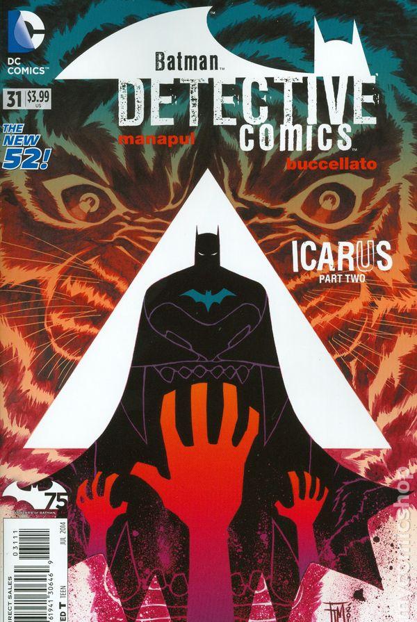 Detective Comics #31A
