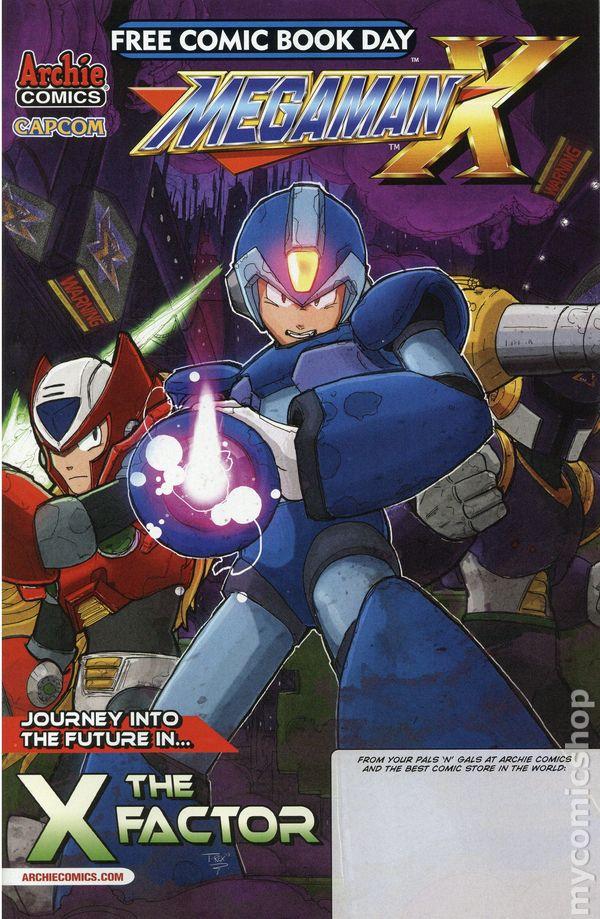 sonic comic origins and mega man x 2014 archie comics fcbd comic books