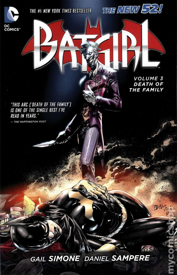 Batgirl tpb 2013 2015 dc comics the new 52 by gail simone comic batgirl tpb 2013 2015 dc comics the new 52 by gail simone 3 ccuart Image collections