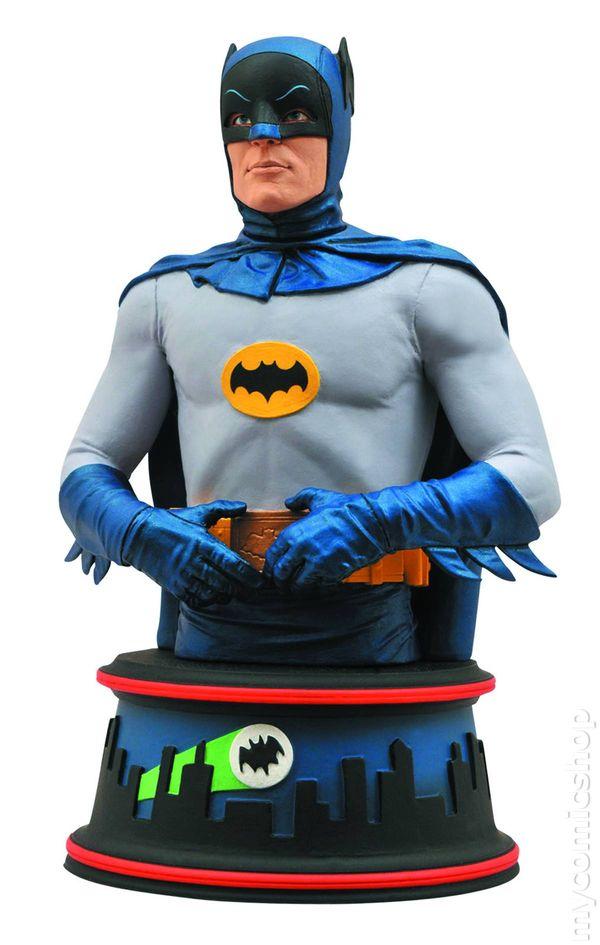 1966 Catwoman Bust Diamond Select Toys Free Shipping! Batman
