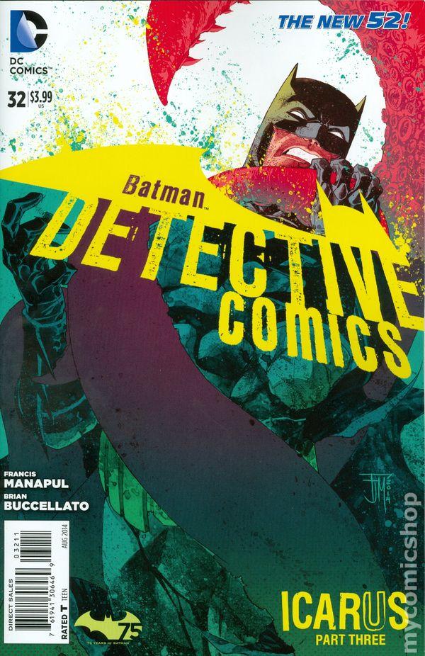 Detective Comics #32A