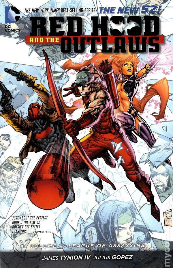 RED HOOD /& THE OUTLAWS REBIRTH 1 1st PRINT
