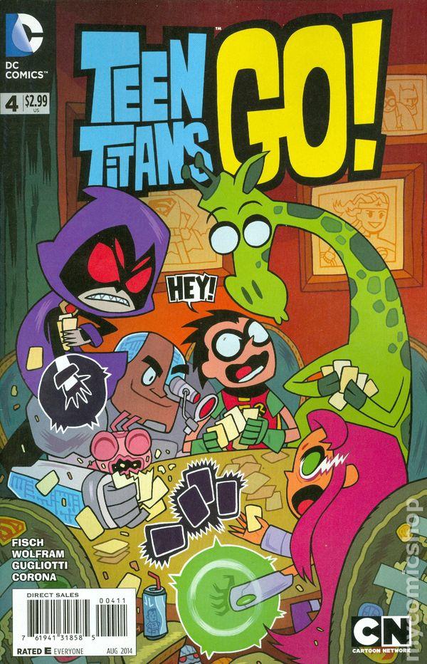 Teen Titans Go 2013 Comic Books