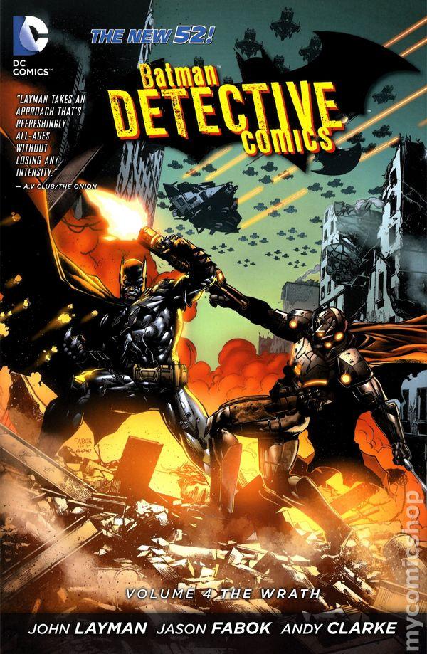 batman detective comics hc 20122016 dc comics the new 52