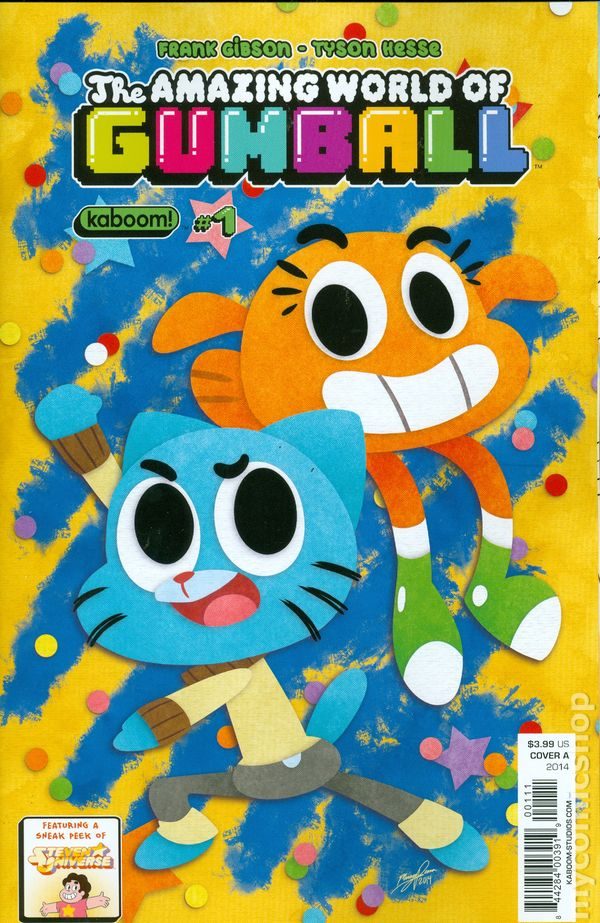 Immigration, Poverty and Gumballs Part 2: The Amazing World of Gumball