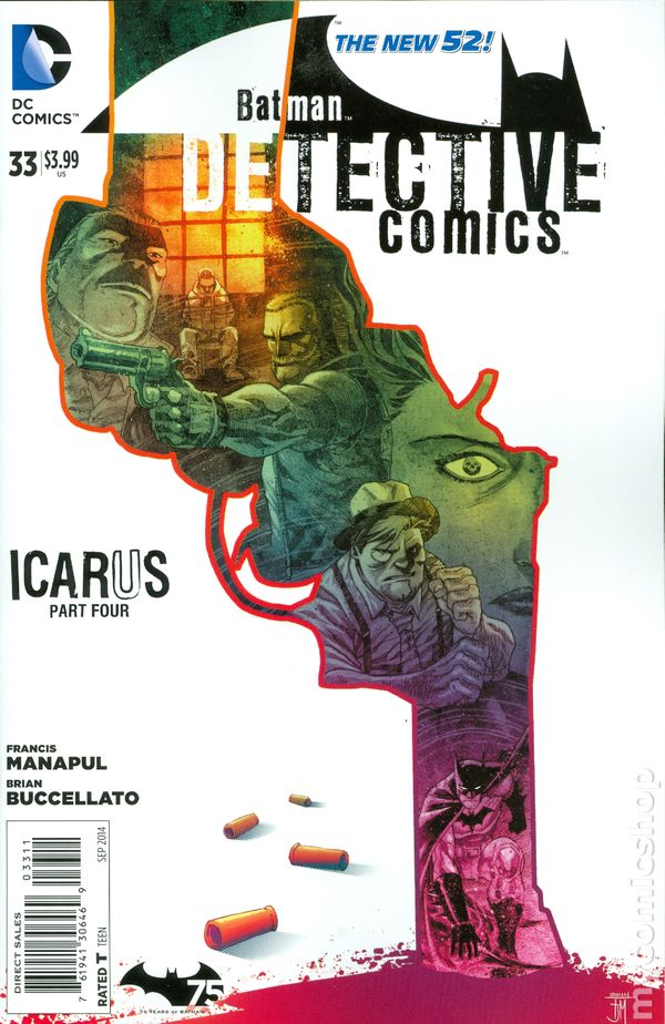 Detective Comics #33A