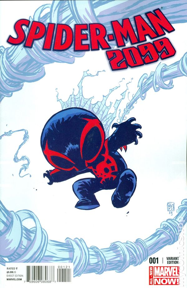 Spider Man 2099 2014 2nd Series Comic Books