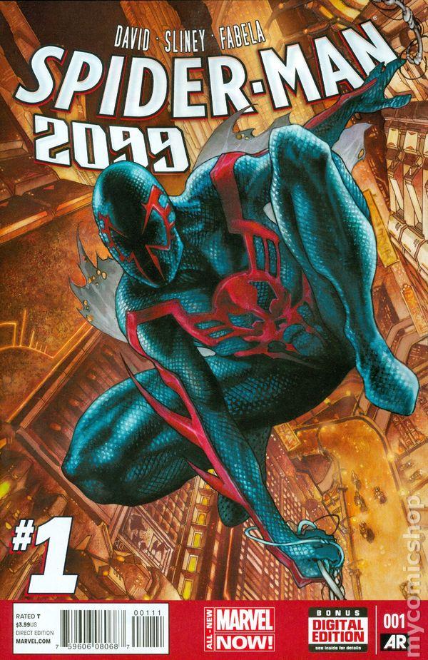 Spider Man 2099 2014 2nd Series Comic Books