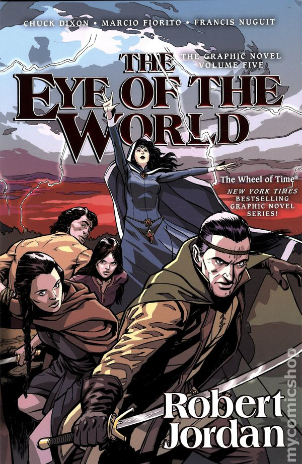 an analysis of the eye of the world by robert jordan and the wheel of time A long time ago i read the wheel of time series correction: i read the first 11 or so books in the series before getting completely exhausted if by some strange circumstance you've never come across this series, here's some background: robert jordan first published the eye of the world in 1990, and continued producing the epic-sized tomes.