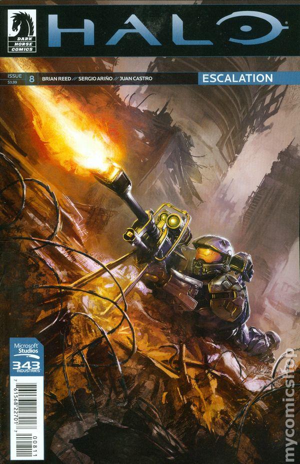 All Of Halo Books Sixdesignenvyco