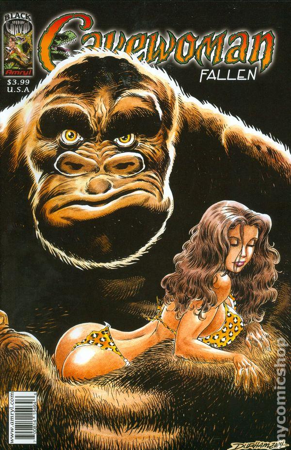 Cavewoman Fallen 2014 0A Creepy 1964 Magazine