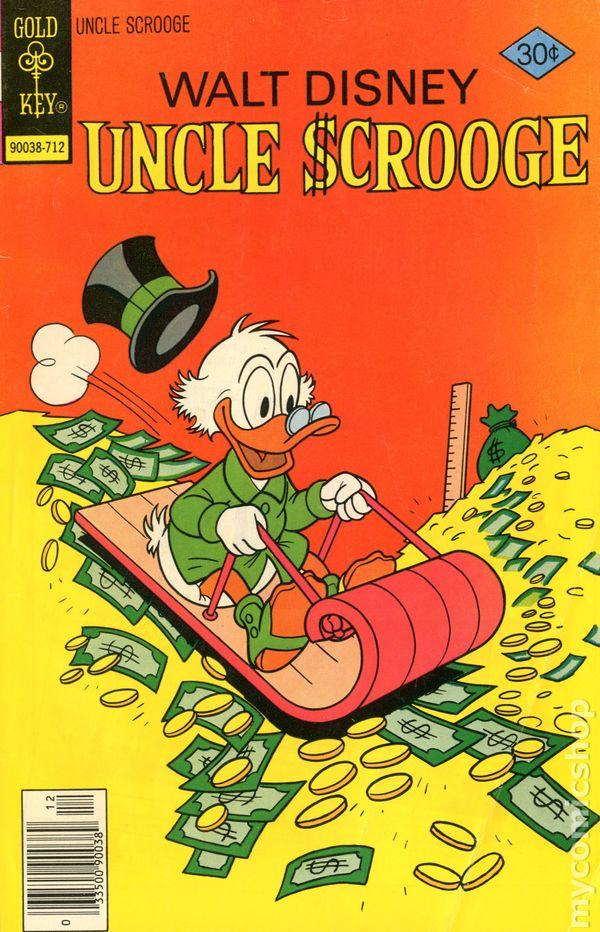 NM 9.4 Scarpa: Being Good for Goodness Sake! Walt Disney/'s Uncle Scrooge 360