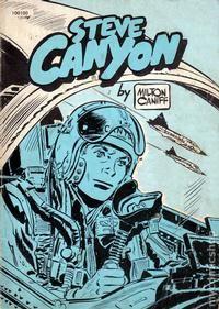 steve canyon 1959 comic books