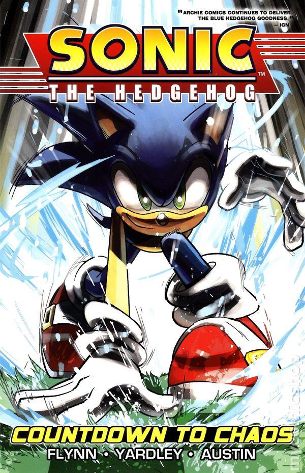 sonic the hedgehog tpb 2014 archie comic books