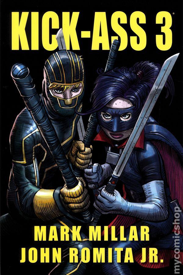 Kick Ass Marvel 80