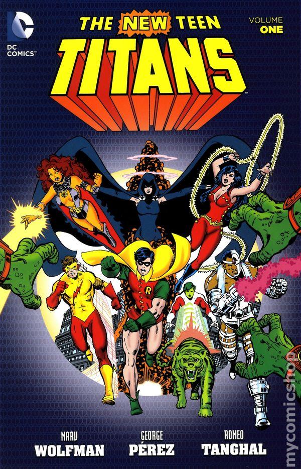 [DC Comics] Teen Titans: Discusión General - Página 2 2166647