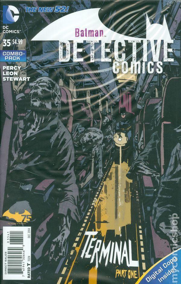 Detective Comics #35COMBO