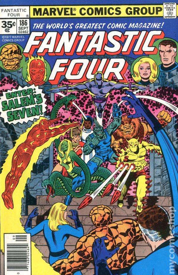 1961 1st Series Fantastic Four #239 VG BII055