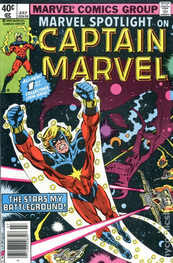 marvel spotlight  1979 2nd series  comic books