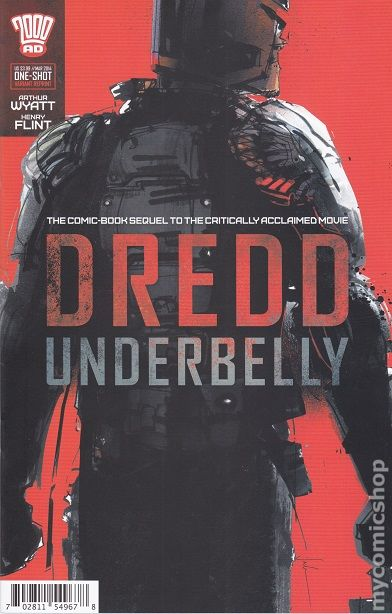 Dredd Underbelly (2014) ONESHOT-C NM