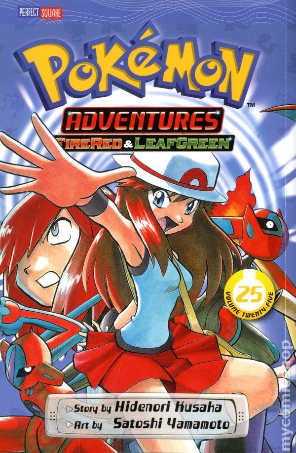 Pokemon Diamond And Pearl Adventure Volume